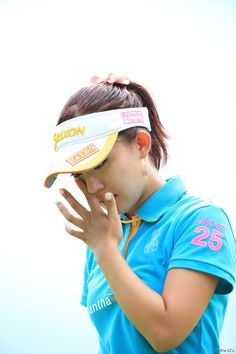 Kotono Kouzuma (golf-Japan) 香妻琴乃(ゴルフ)