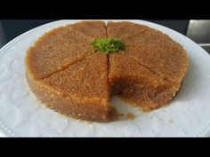 pork loin recipes o ground beef recipes f plant based recipes Semolina Recipe, Halva Recipe, Most Popular Desserts, Good Food, Yummy Food, Turkish Recipes, Ground Beef Recipes, Street Food, Dessert Recipes