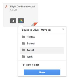 Google Adds New Drive Integration To Gmail