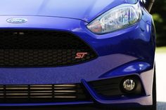 2014 Ford Fiesta ST – Four Seasons Introduction - Automobile Magazine - Automobile Magazine Ford Rs, Car Ford, Sexy Cars, Hot Cars, Ford Motorsport, Getting Spanked, R Vinyl, Ford Fiesta St, Weird Cars