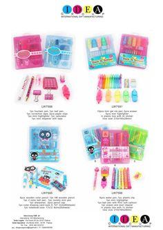 Stationery customisable set  www.ideagroupigm.com