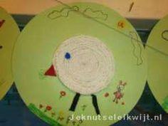 Kuikentje vingerhaken Decorative Plates, Workshop, Circuit, Kids, Club, School, Create, Craft Work, Crafting