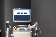 Finally effective hair removal for all skin types! This innovative device uses and intense pulsed light for a fast, gentle and more comfortable treatment. This is the first technology to effectively remove hair of all colors including white and grey. — at Rescue Spa Philadelphia.