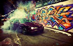Graffiti Burnout