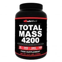 Proteine pentru cresterea masei musculare - Total Mass, Ciocolata, 1.5 kg