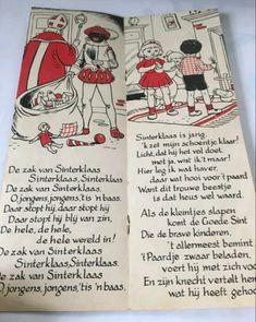 St. Nicolaas oud boekje