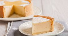 Cheesecake Recipe simple and the guarantee of success Basic Cheesecake, Cheesecake Recipes, Dessert Drinks, Dessert Recipes, Desserts, Sweets Cake, Cupcake Cakes, Sweet Bakery, Sweet Pastries