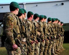 Australian Commandos In Formation… Military Police, Usmc, Australian Special Forces, Boxer Rebellion, Australian Defence Force, Delta Force, Royal Marines, Army Uniform, Army Life