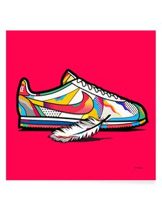 Cortez by Van Orton Design (Canvas) by Curioos at Gilt