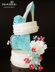 Spring shoe - Cake by Mariagrazia Tota Gorgeous Cakes, Pretty Cakes, Cute Cakes, Yummy Cakes, Amazing Cakes, Gravity Defying Cake, Gravity Cake, Crazy Cakes, Fancy Cakes