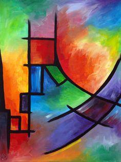 @David Campbell 60/80 3 Geometric Painting, Abstract Art, Homescreen Wallpaper, Art Moderne, Colorful Paintings, Fractal Art, Love Art, Art Pictures, Watercolor Art