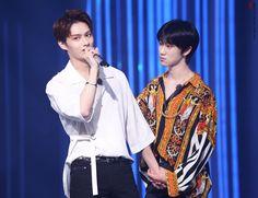 Chen randkuje Bomi