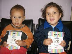 Agendas para crianças