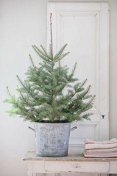 simple rustic Christmas