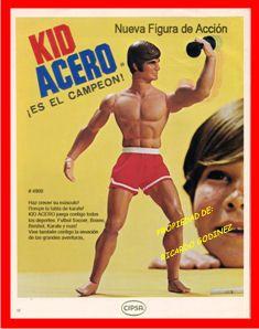 KID ACERO - HISTORIA