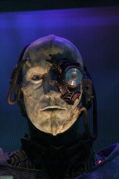the Borg. they are fucking horrifying.