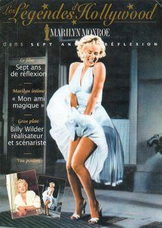 ❤ Marilyn Monroe ~*❥*~❤ magazine cover