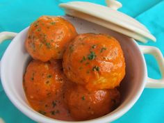 Albondigas, Risotto, Mashed Potatoes, Easy Meals, Menu, Vegetables, Cooking, Ethnic Recipes, Food