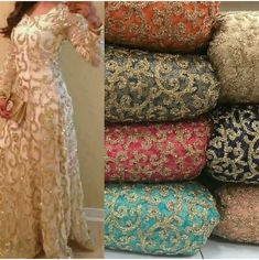Trendy How To Wear Party Outfits Pakistani Party Wear, Indian Party Wear, Pakistani Dress Design, Party Wear Lehenga, Party Wear Evening Gowns, Party Wear Dresses, Bridal Dresses, Prom Gowns, Party Outfits