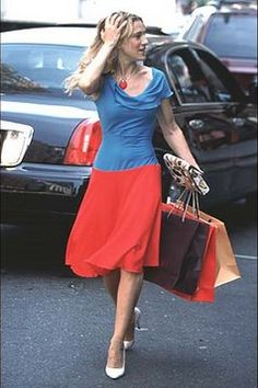I have wanted this dress for eight years. (SATC/Tracy Feith)