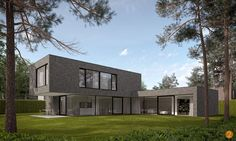 Villaproject tijdloze woningen