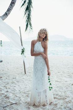 Spell unveils their first wedding dress collection | Vogue Paris