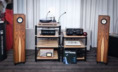 The Polish Audio Cluster - complete and beautiful audio system named Dream Reference #001