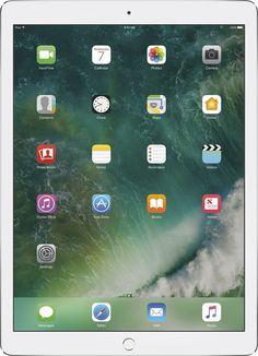 Apple - 12.9- Inch iPad Pro with Wi-Fi - 128GB - Silver