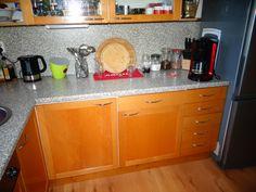 Keuken : oud onderkastjes