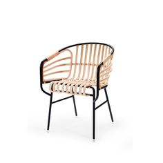 The Raphia chair by Casamania is the offspring of a research project into the use of materials and how they can be exploited as furnishings. It is the perf...