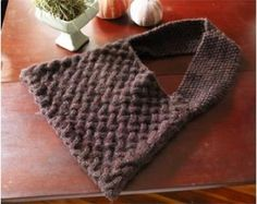 Around Town Bag Pattern (Knit)