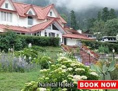 Nainital hotels online booking with offers and discounts. List of resorts and hotels in Nainital with room information. Book Nainital Cheap low cost budget hotels, luxury deluxe hotels with best discount deals on packages and room rates.