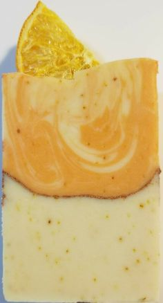 Orange-Clove with Freeze Dried Slice of Orange Olive Oil, Lard, Coconut Oil, Avocado Oil, Sodium Lactate, Micas, Orange Peel Powder, Fragrance Oil.  A delightful bar to be enjoyed by anyone. Freeze Drying, Orange Peel, Avocado Oil, Fragrance Oil, Grapefruit, Soaps, Olive Oil, Coconut Oil, Healthy Lifestyle