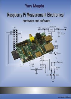 Raspberry Pi Measurement Electronics: hardware and software - Free eBooks Download