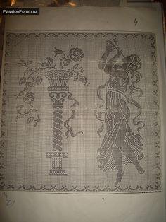 Схемы вышивки крестом - Страница 19