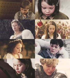 The Chronicles of Narnia: The Lion, the Witch and the Wardrobe. This is beautiful. Edmund Pevensie, Susan Pevensie, Lucy Pevensie, Cair Paravel, Star Rain, Narnia 3, The Valiant, My Fantasy World, Cs Lewis