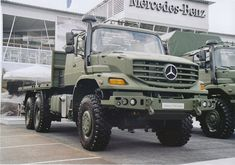Mercedes benz zetros 2733 a 6x6 mercedes benz zetros 6x6 for Mercedes benz zetros 6x6 expedition vehicle