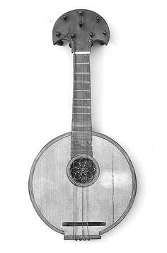 Mandolin  Date: 19th century
