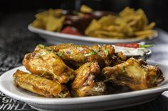 Buffalo Wings by ManosTs #food #yummy #foodie #delicious #photooftheday #amazing #picoftheday