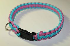 Tutorial: Paracord Dog Collar... for Pearlie and Tara