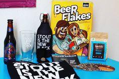 Você já conhece o @beerflakes? Não? Então sua vida vai mudar a partir de AGORA! Escrevemos sobre o clube cervejeiro mais diferente de todos que já vimos! Está lá no blog. ;) Simplesmente ADORAMOS a novidade!