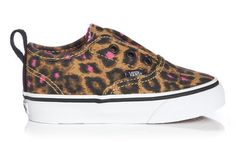 Vans Slip-on leopard toddler