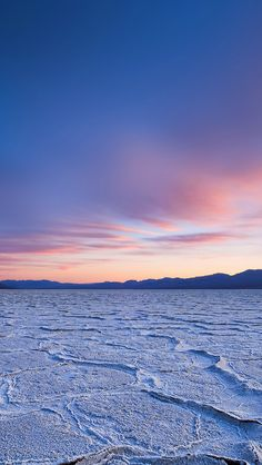 Dead Sea Snow Sunset Mountain Nature  #iPhone #5s #wallpaper