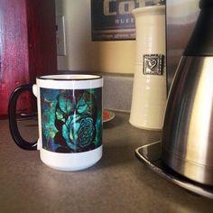 Serene Coffee Mug > http://www.zazzle.com/morning_beauty_ringer_coffee_mug-168793143335712769