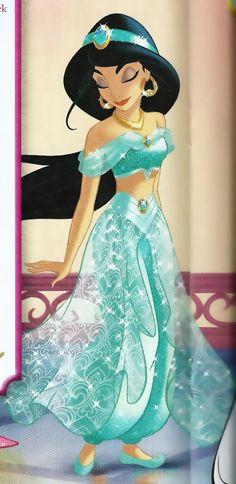 Disney Princesses - Disney Princess Magazine March 2013 Scans