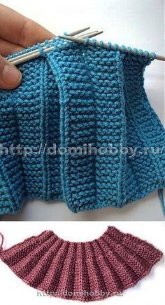 It is interesting - Babysachen Diy Crafts Knitting, Knitting For Kids, Baby Knitting Patterns, Knitting Stitches, Stitch Patterns, Knitted Baby Blankets, Knitted Hats, Knit Picks Yarn, Baby Sweaters