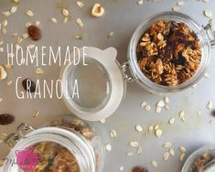 Homemade Granola super semplice
