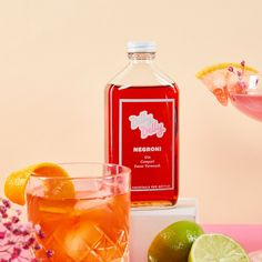 Plans for the weekend? Negronis ✔️ #BottledCocktails #CocktailsAtHome #Negronis Gin, Pop Up, Picnic, Cocktails, Bottle, Sweet, Craft Cocktails, Candy, Popup