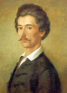 Petőfi Sándor Hungarian poet B;Kiskoros, 1 Jan 1823 - D; Famous People In History, Hungarian Embroidery, Heart Of Europe, Celebrity Gallery, Budapest Hungary, How Beautiful, Poet, Writer, 1