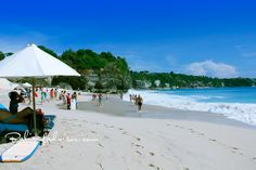 Dreamland Beach Bali is an ideal place for relaxation